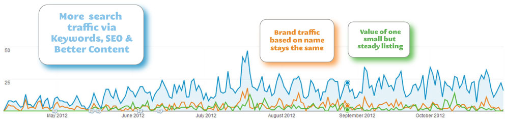SEO-brings-search-traffic